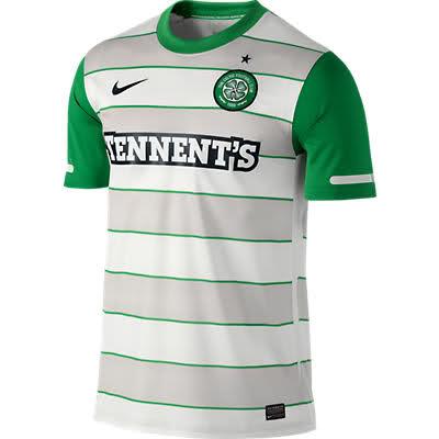 Leaked New Celtic Away Strip 11-12