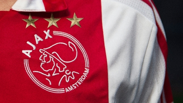 New Ajax Home Shirt 2011-2012