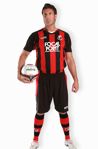 New FILA Bournemouth Home Kit 11-12