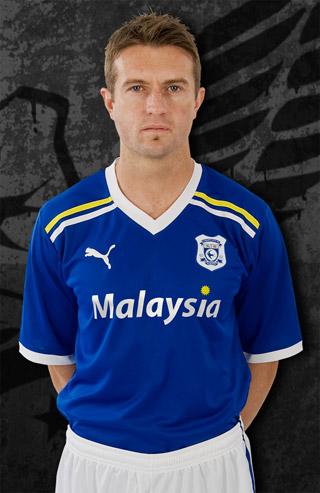 New Cardiff City Kit 11-12 Malaysia