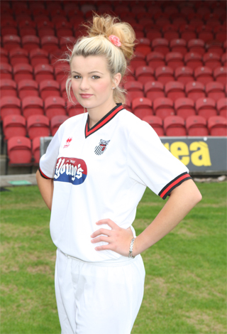 New Grimsby Shirt 11-12