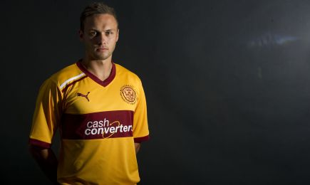 New Motherwell Top 2011-2012