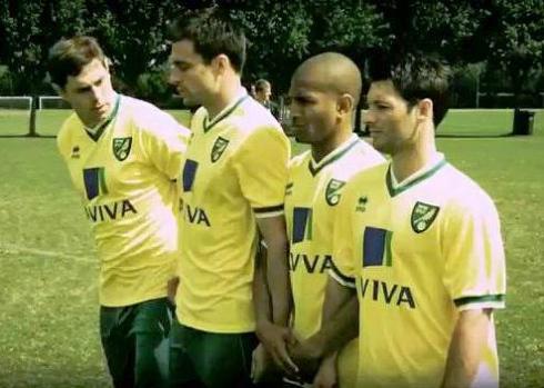 New Norwich Shirt