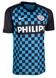 New PSV Away Shirt 11-12