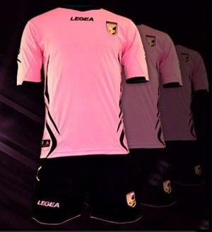 New Palermo Home Kit 11-12 Legea