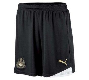 Newcastle 3rd Kit 2011 shorts