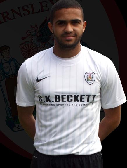 Barnsley Away Kit