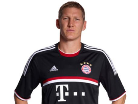 Black Bayern Munich Jersey 2011