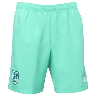 England Away Goalkeeper Kit Shorts