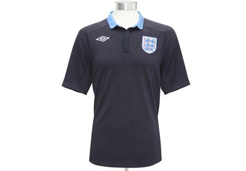 New Blue England Away Kit 2011-2012