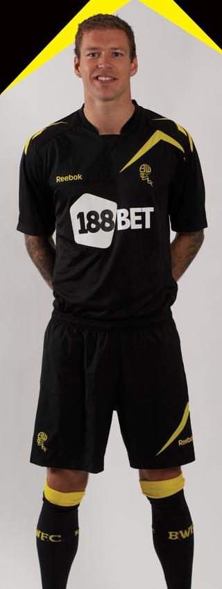 New Bolton Away Kit 11-12