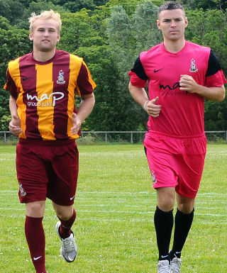 New Bradford City Kits 11-12