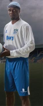 New Bury Home Kit 11-12