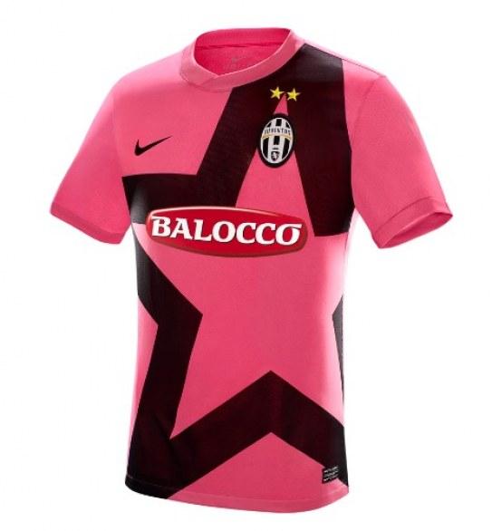 New Juventus Kit 11-12 Away