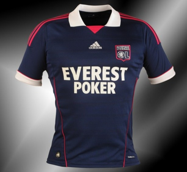 New Lyon Away Kit 11-12