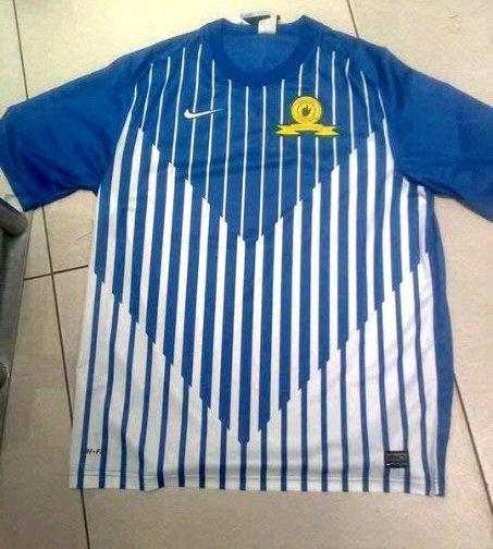 New Mamelodi Sundowns Away Jersey 2011-2012