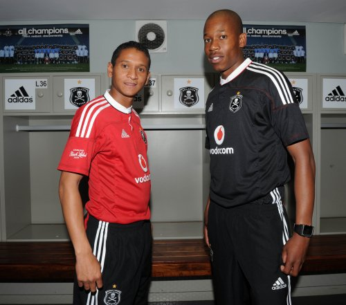 New Orlando Pirates Jersey 2011-2012