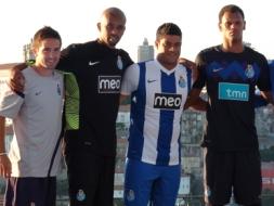 New Porto Jersey 11-12 Home Away