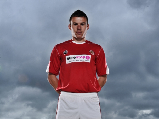 New Walsall Home Kit 11-12