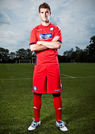 Red Wycombe Kit 2011-2012