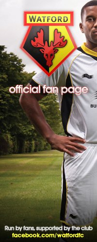 White Watford Away Kit 11-12
