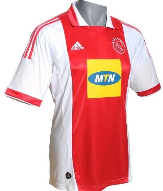 Ajax Cape Town New Jersey 2011 2012
