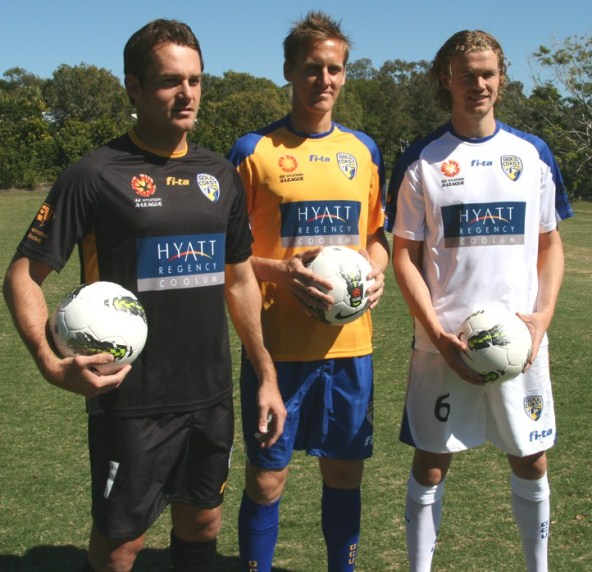 Fi-Ta Gold Coast United Kits 2011 2012