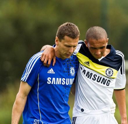 New Chelsea Third Kit 2012