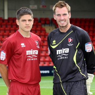 New Cheltenham Town Kit 11-12