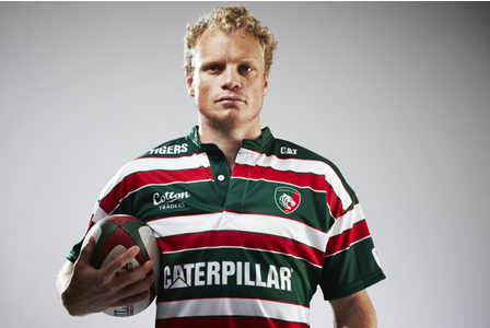 New Leicester Tigers Kit 2011 2012