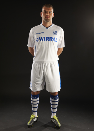 New Tranmere Rovers Kit 11-12