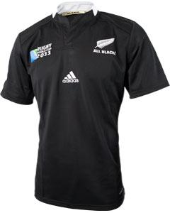 All Blacks Rugby World Cup Shirt