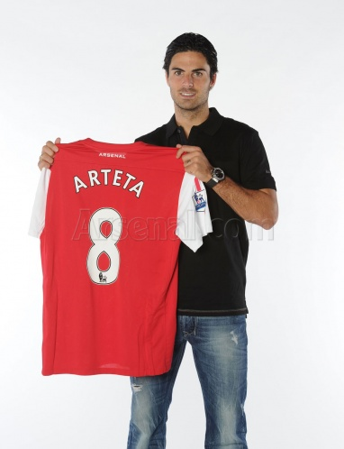 Arteta Arsenal 8
