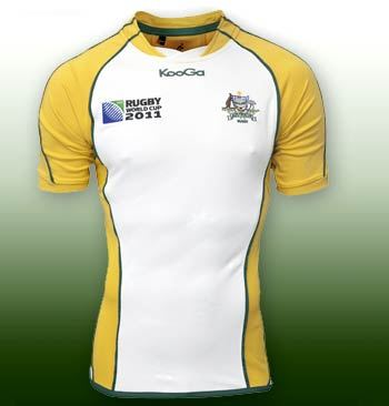 Australia Rugby World Cup Strip