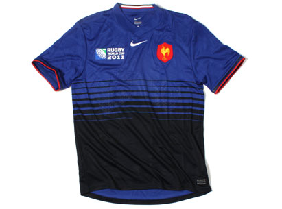 France Rugby World Cup Shirt