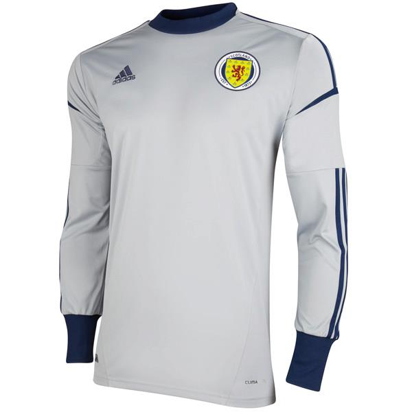 adidas scotland goalkeeper kit 2011 2012 home gk top. Black Bedroom Furniture Sets. Home Design Ideas