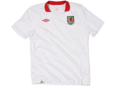 Umbro Wales Jersey 2012