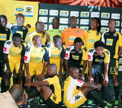 Kappa Black Leopards Jersey 2012