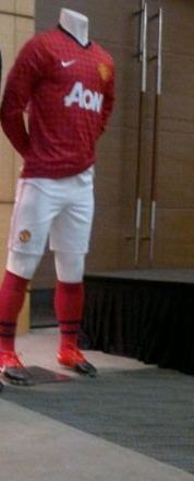 Leaked Man Utd Kit 2013