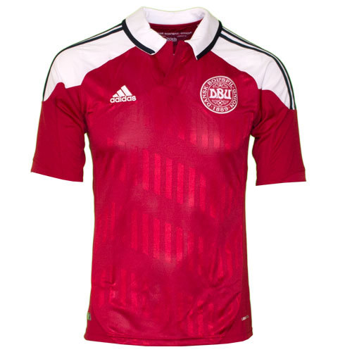 New Denmark Kit 2012