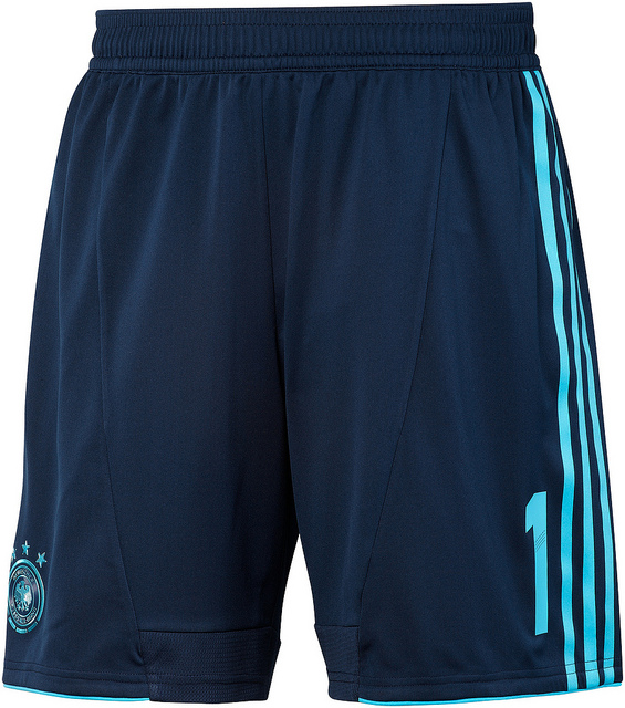 New Germany Euro 2012 Jersey GK Shorts