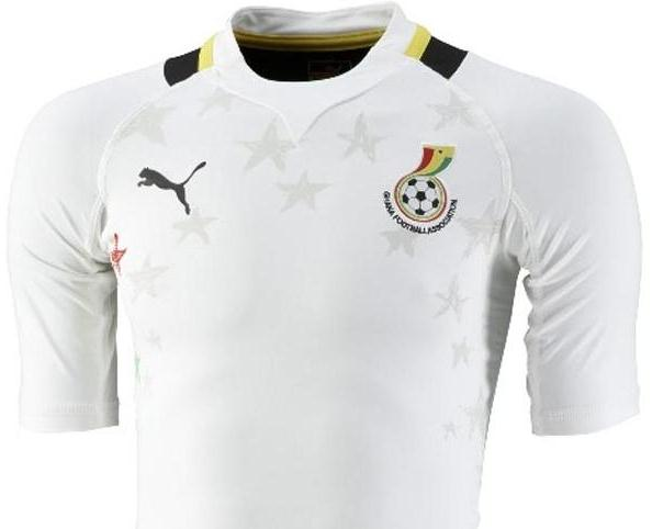 New Ghana African Cup of Nations Shirt 2012