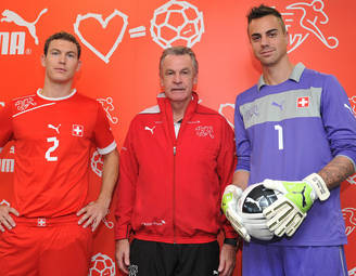 New Switzerland Jersey 2012 2013