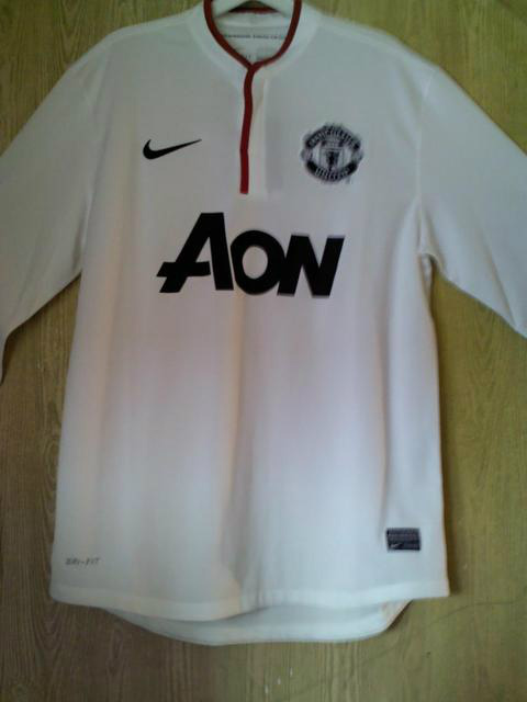 leaked man utd away