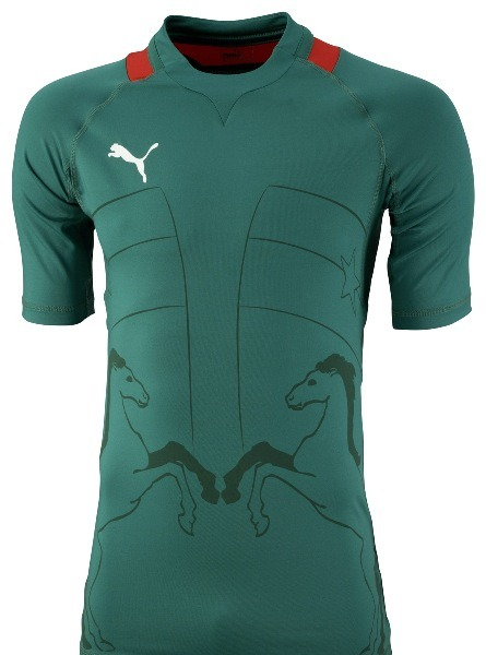 New Burkina Faso Jersey 2012