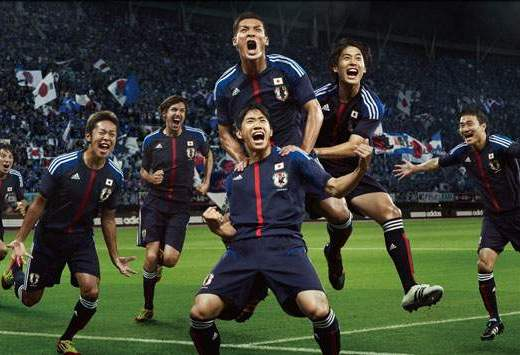 New Japan Jersey 2012 Soccer