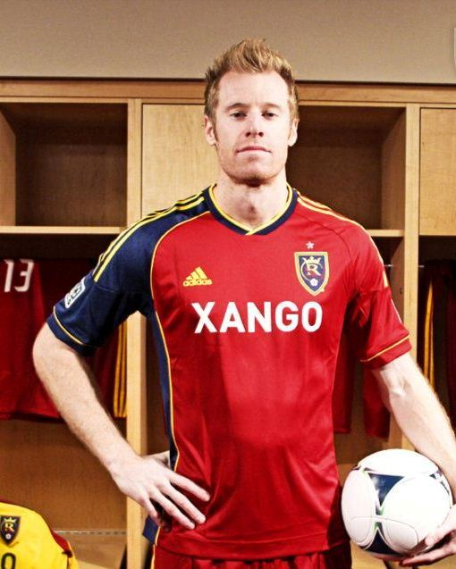 New Real Salt Lake Jersey 2012