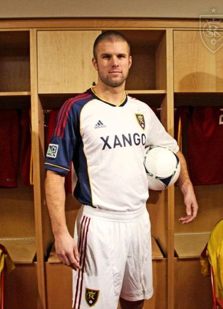 Real Salt Lake New Kit 2012