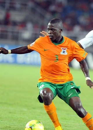 Zambia Nike Jersey 2012 African Nations Cup