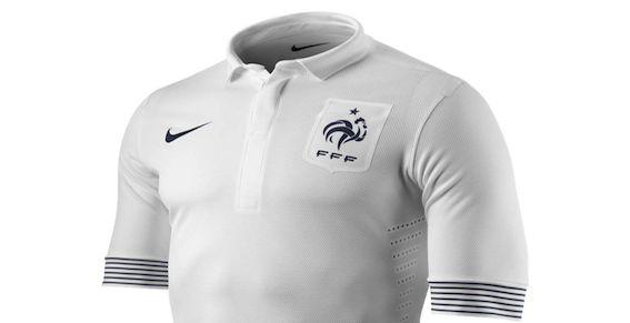 New France Shirt 2012 2013